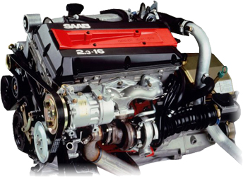 Volvo 120 Engine