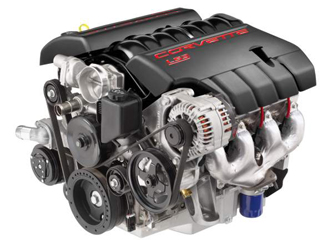 Isuzu 4200 Engine