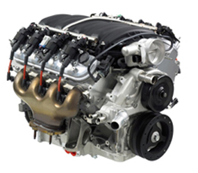 Isuzu I-370 Engine
