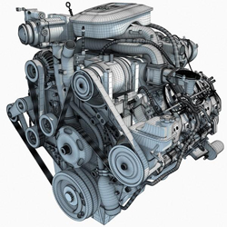 Chrysler Thunderbolt Engine